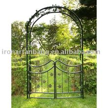 garden Gate,Ornamental garden Gate,Wrought Iron Gate