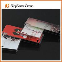China supplier P6 cover case for huawei ascend p6