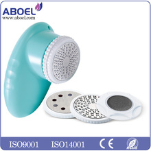 Electric foot buffer, pedicure machine, callus remover