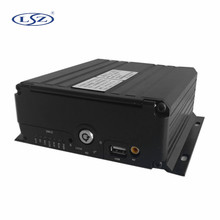 H.264 AHD 1080P HDD SSD 4CH GPS Mobile <strong>DVR</strong> for Vehicle CCTV system