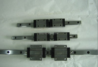 Best quality Linear guide bearing shaft double rail hgh25ca Linear guideway X-Y cnc machinery