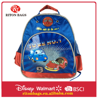 2016 Top Sell Kid's Wholesale School Bag with Beautiful Picture of School Bag