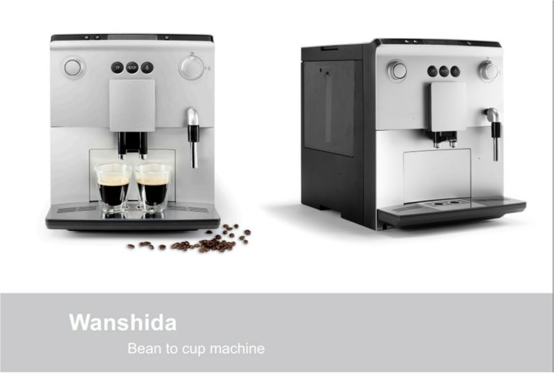 Professional Automatic Commercial Coffee Maker Machine