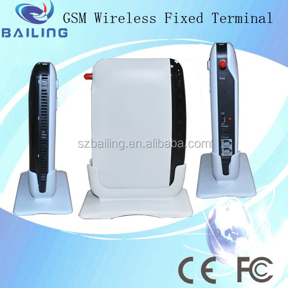 GSM G35 fax Fixed Wireless Terminal / FAX BASE Cellular FCT