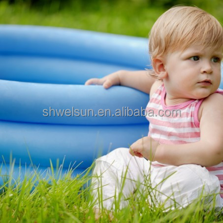 Hot-selling Inflatable 3-Ring Kiddy Pool