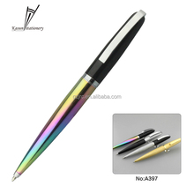 Promotional Metal Ball &Roller Pen with Laser Logo for Car Club
