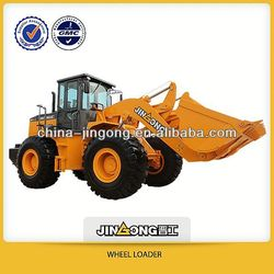 china wheel loader manufacturer JGM755K