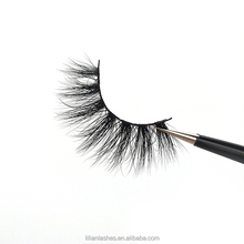 100% Mink Fur Thick False Eyelashes Full Strip Eyelash Fake Eye Lashes