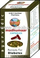 Herbal Blood Sugar Medicine(Madhumaar Capsule)