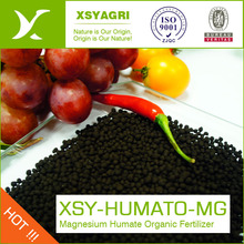 Magnesium Humate Slightly Soluble in Alkaline Solution