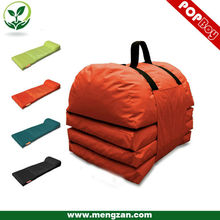 Outdoor picnic bean bag bed waterproof bean bag cover
