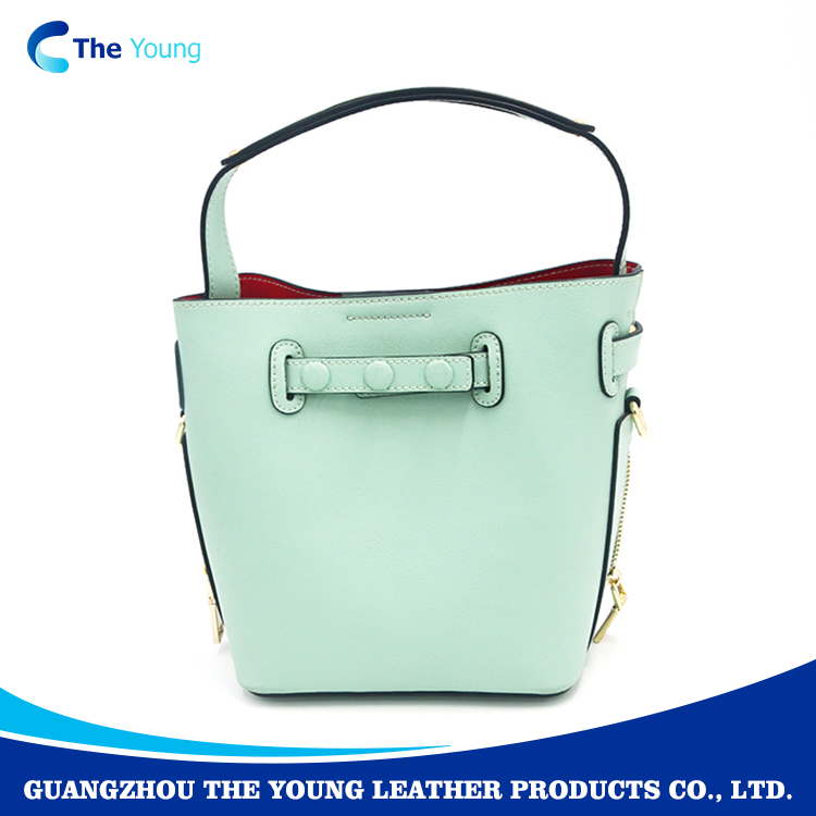 Name brand wholesale 100% real leather handbags cheap handbags