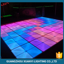 Interactive Led Dance Floor For Stage/Wedding/Disco Light