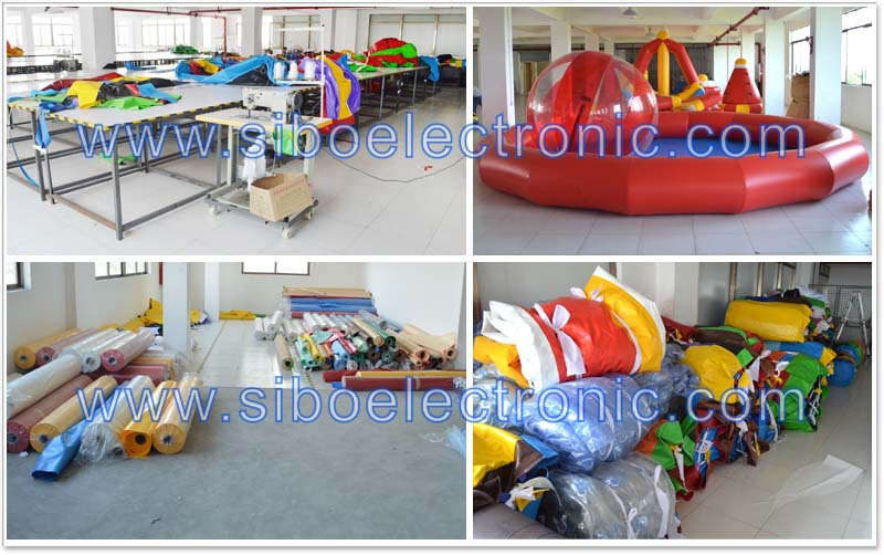 160223015B Wholesale price fun small inflatable soccer gate for sales