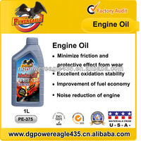 Power Eagle 1QT API SF/CD Engine oil for diesel and petrol