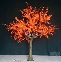 12ft Outdoor wire lighted christmas tree