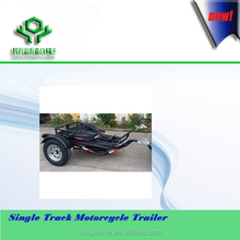 Single Track Motorcycle Trailer