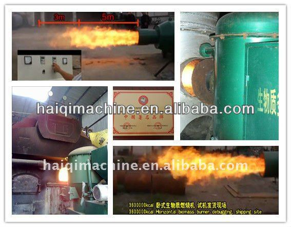 700KW sawdust burner for industrial boiler(oil boiler, steam boiler, coal boiler)