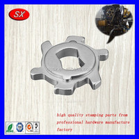 OEM rolled stock strength fine stamping,carbon steel fine blanking,precision sheet metal stamping part