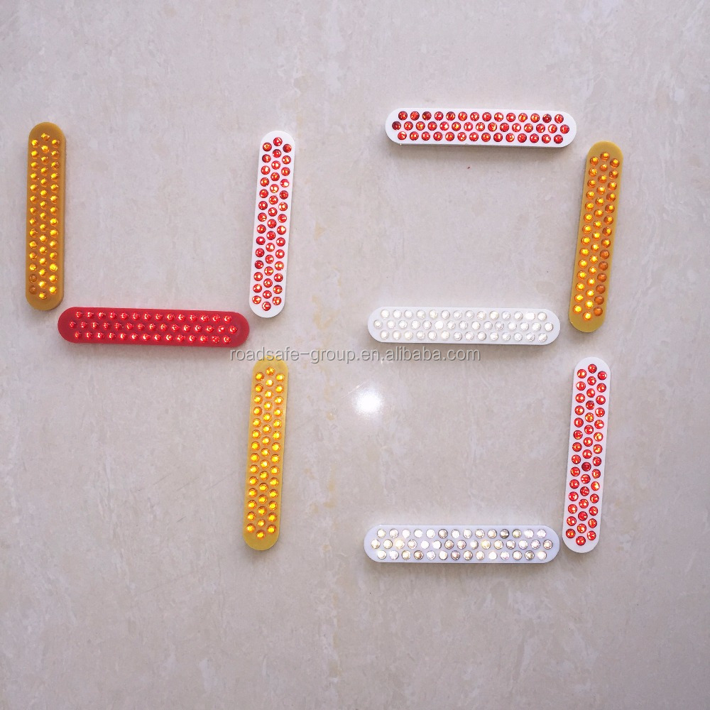 RSG road safety glass marker /cat eye reflector /glass panels