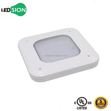100W-180W LED Canopy Light / LED Canopy Fixture / LED Gas Station Light with the Utility Rebate