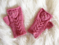 Knit gloves,Christmas gift,Hand gloves
