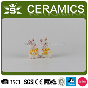 2017 Easter Ceramic Salt And Pepper Shaker Set