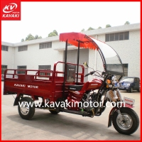 Guangzhou three wheel electric motor bike / zongshen 200cc air cooled adult tricycle cargo 3 wheel motorcycle on sale
