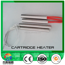 Fashionable liquid immersion high density water heating cartridge heater