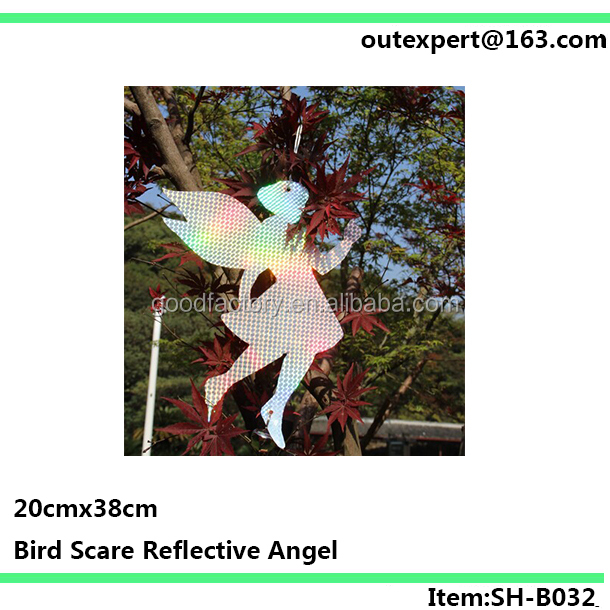 BIRD SCARE reflective angel