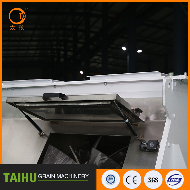 Hot sale Premium twin shaft mixer for feedstuff