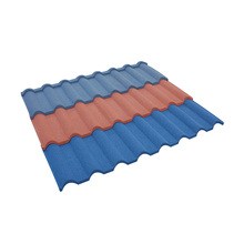 Best Choice for Roof Replacement KBW-01 Kingbeck Stone Coated Roof Tile