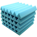 chamber acoustic soundproof egg crate foam