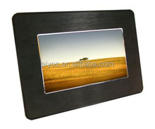 High Quality Brand New Panel Digital Photo Frame 800*480