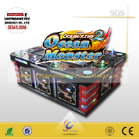 factory price video fishing game vending machine/handheld arcade games/fishing game machine