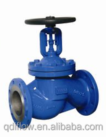 DIN Metal seal Bellow Seal Globe Valve