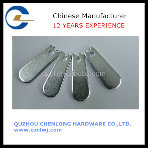 Custom-made sheet metal cutting and bending spare parts for machinery equipment