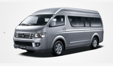 Latest 6-16 seats (180 hp) Foton Minibus/Micro Bus/Mini Van