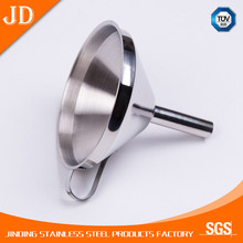 hot sale new design stainless steel funnel factory