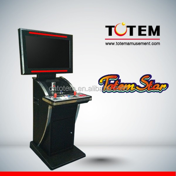 AC-D002 Totem star stand up arcade game machine