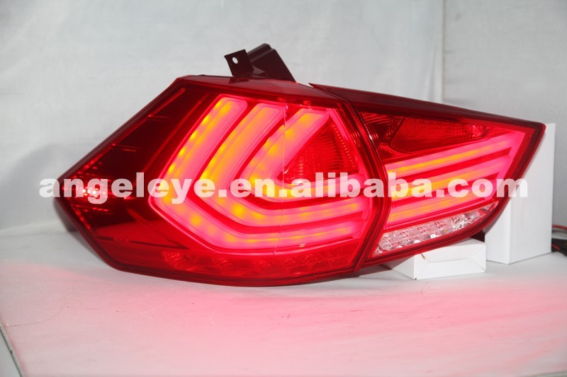 For NISSAN X-Trail Rogue LED Rear Lamp Back Light 2014 To 2015 Year Red WH