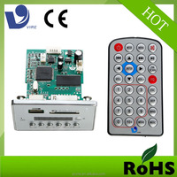 Wholesale mp4 USB SD fm receiver player rf integrated led printed circuit board