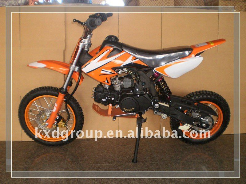 DB607 110CC/125CC dirt bike