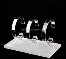 Manufacturer directly acrylic retail watch display
