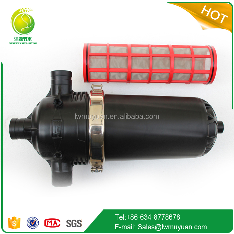 Plastic Disc Filter And Screen Filter For Farm Irrigation