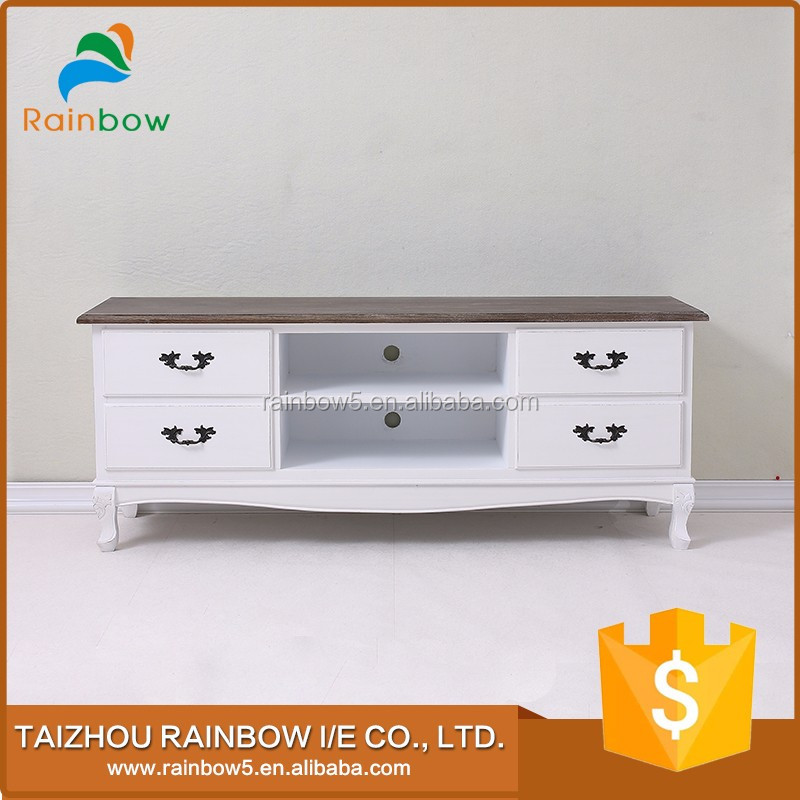 Superior quality tv cabinet with showcase table