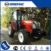 Buy 50HP JINMA 504 mahindra tractor price with 4 in 1 Front end ...