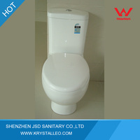 FSE-TL-561 Australian Washdown Two-piece WATERMARK Toilet