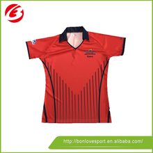 free samples professional fashion design ladies polo t shirts wholesale