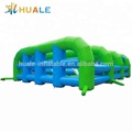 Hot sale boot camp inflatable obstacle course,inflatable obstacle for sale